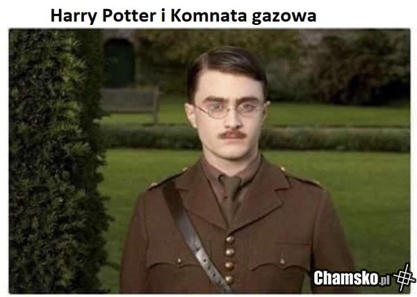 Nowa część Harrego Pottera