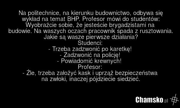 Szkolenie BHP