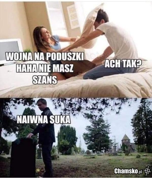 Wojna na poduszki