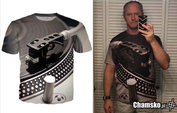 Nieprzemyślana koszulka
